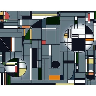 Marmont Hill - 'Deus Ex Machina' by Keren Toledano Painting Print on Wrapped Canvas