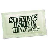 Stevia in the Raw Sweetener .035-ounce Packet 200/Box 2 Box/Carton