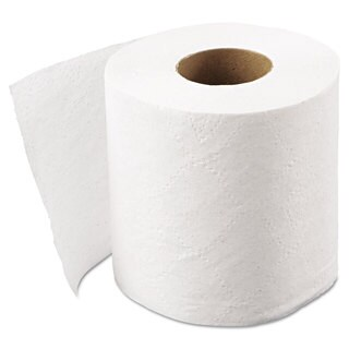 Atlas Paper Mills Green Heritage Toilet Tissue 3 1/10 x 4 1/10 Sheets 1Ply 1000/Roll 96 Rolls/Carton