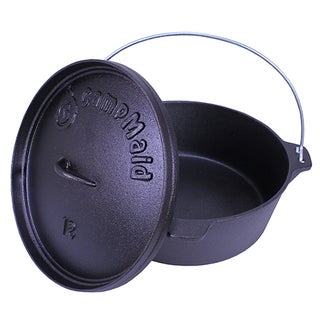 Campmaid 12-inch Dutch Oven