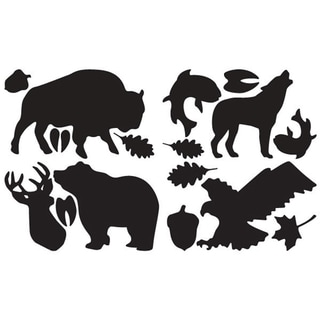 McNett black Tenacious Tape Gear Wildlife Sticky Patches