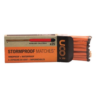 UCO Stormproof Matches (Case of 30)