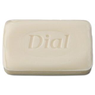 Dial Amenities Individually Wrapped Deodorant Bar Soap White 2.5-ounce Bar 200/Carton