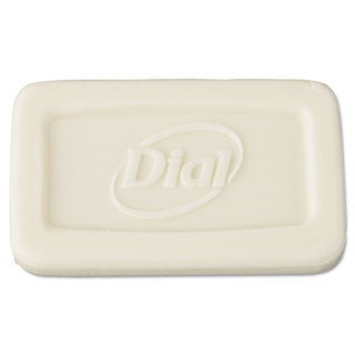 Dial Amenities Individually Wrapped Basics Bar Soap 1.5-ounce Bar 500/Carton