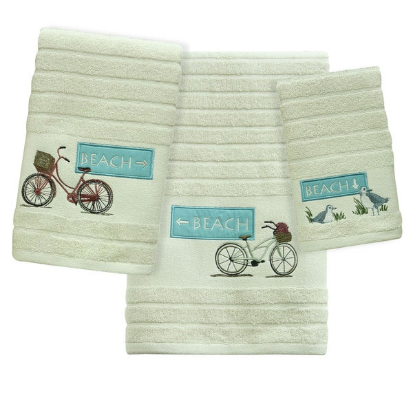 Beach Cruiser Bath Towel Collection (Items sold seperately)