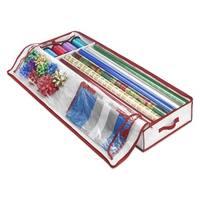 Whitmor Christmas Gift-wrap Storage Chest