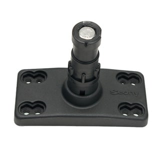 Scotty Post Only Black 0269/ 0270 Sounder Mount