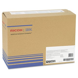 Ricoh 406662 Photoconductor Unit 50 000 Page-Yield Black