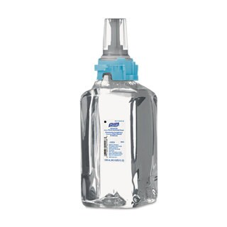 PURELL Advanced Instant Hand Sanitizer Foam ADX-12 1200mL Refill Clear