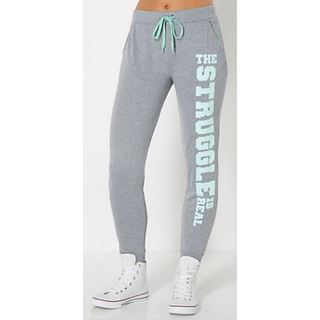 Riviera RAG Grey Stylish Jogger