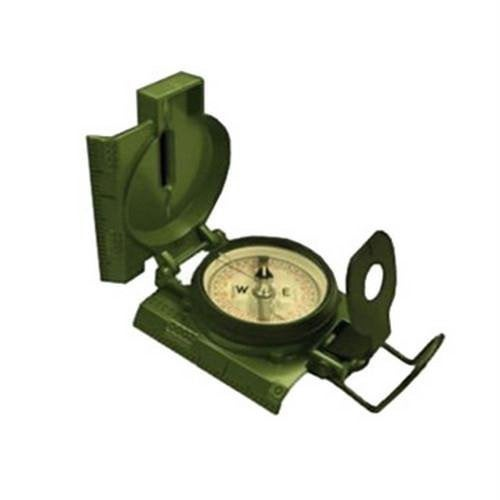 Cammenga S.W.A.T.Black Tritium Lensatic Compass Clam Pack