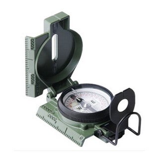 Cammenga Phosphorescent Lensatic Compass Clam Pack