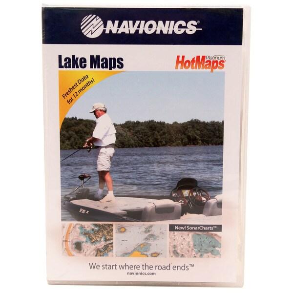 Navionics HotMaps Platinum Canada