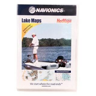 Navionics HotMaps Platinum West