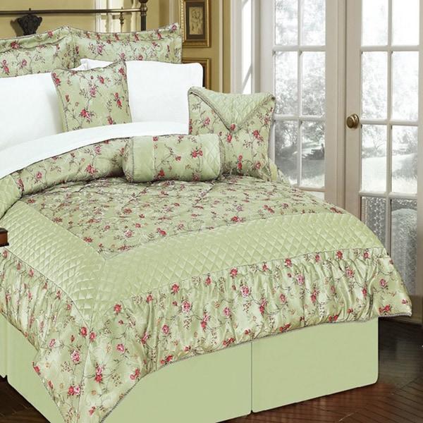 11-piece Enchanted Garden Sage Bed in a Bag