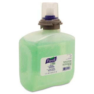 PURELL Advanced TFX Gel Instant Hand Sanitizer Refill with Aloe 1200mL