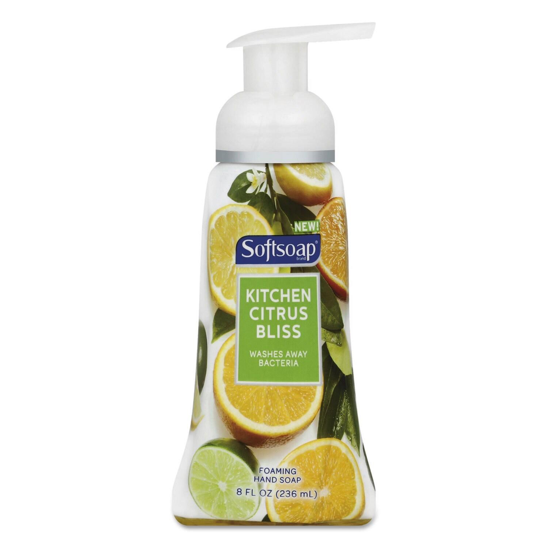 Softsoap Sensorial Foaming Hand Soap 8-ounce Pump Bottle ...