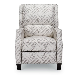 Timothy Recliner in Bridgeport Grey