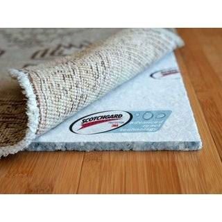 SpillStop Advanced Technology Waterproof Cushioned Rug Pad - 4' Round