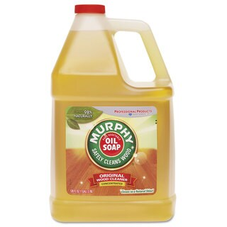 Murphy Oil Soap Soap Concentrate 1gal Bottle