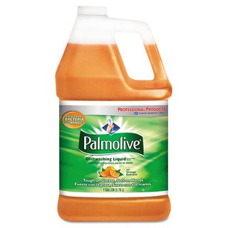 Palmolive Dishwashing Liquid & Hand Soap Orange Scent 1 gal Bottle 4/Carton