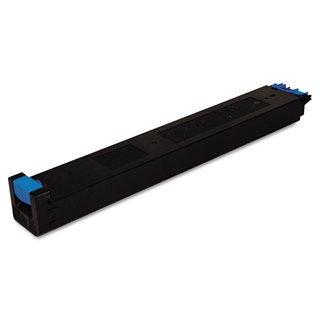 Sharp MX27NTCA Toner 15000 Page-Yield Cyan