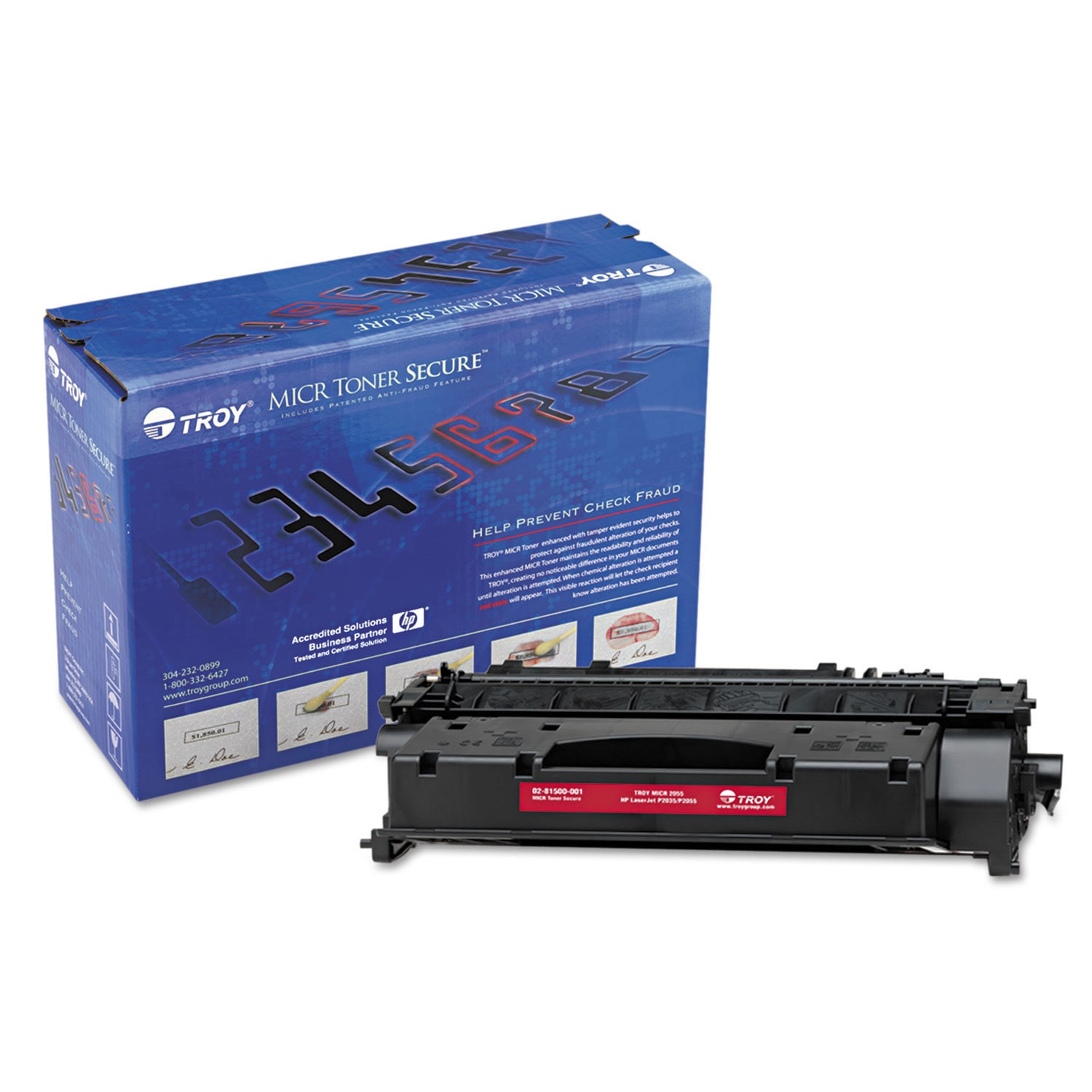 Troy 0281501001 05X Compatible Micr Toner Secure High-Yie...