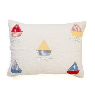 Sail Time Standard Sham