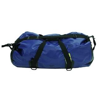 Seattle Sports Navigator Blue Vinyl 125-liter Duffel Bag