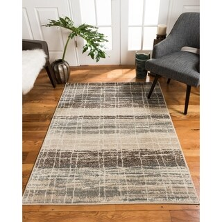 Natural Area Rugs Machine Made Cascadia Oriental Vintage Rug, Rectangle (7'10x 10)