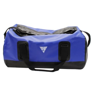 Seattle Sports Downstream Medium Blue Vinyl Duffel Bag