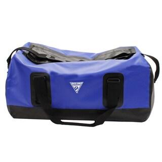 Seattle Sports Downstream Medium Blue Vinyl Duffel Bag