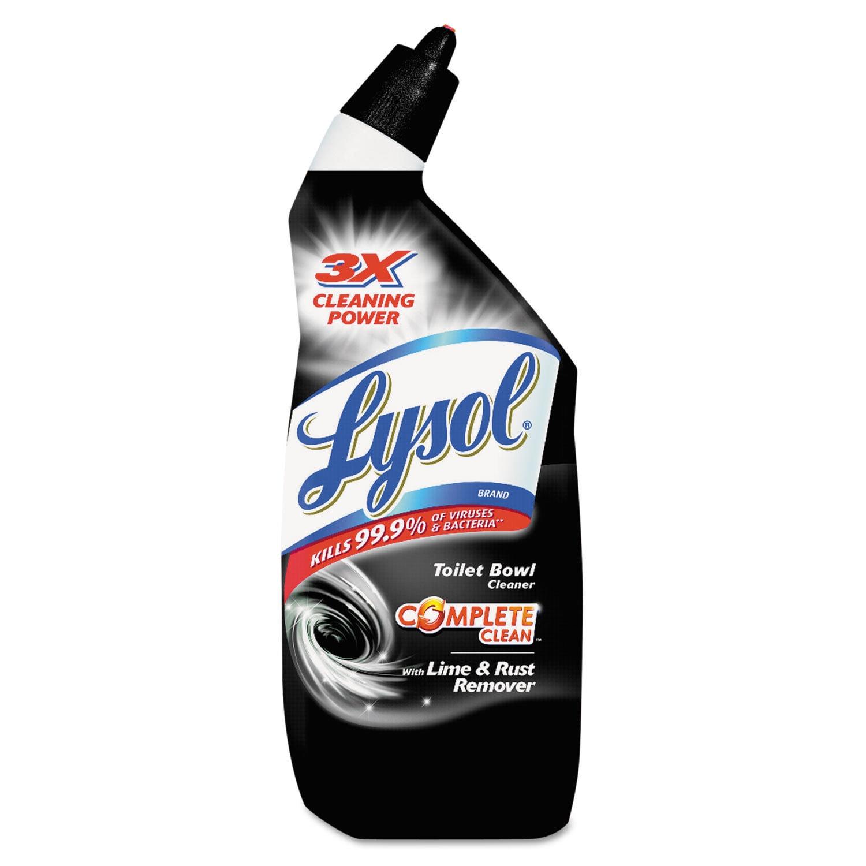 LYSOL Brand Toilet Bowl Cleaner Wintergreen 24-ounce Bott...