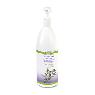 Medline Remedy Skin Repair Cream 32-ounce Pump Bottle