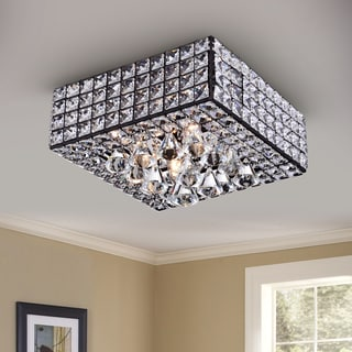Marces Square Crystal Ceiling Lamp