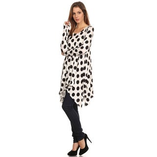 Women's Polka Dot Tunic