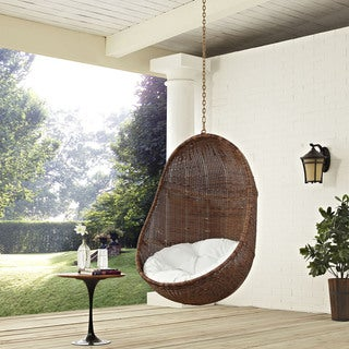 Modway Bean Outdoor Patio Swing Chair