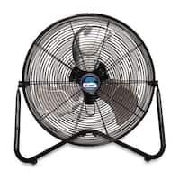 B-Air FIRTANA 18-inch Multi-purpose High Velocity Floor Fan