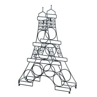 Koehler Home Decor Eiffel Tower Wine Holder Rack