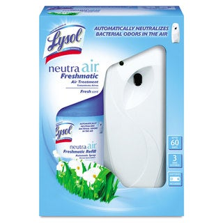 LYSOL NEUTRA AIR FRESHMATIC Starter Kit Fresh Scent 6.17 oz