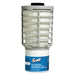 Scott Continuous Air Freshener Refill Ocean 48mL Cartridge 6/Carton