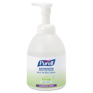 PURELL Advanced Green Certified Instant Hand Sanitizer Foam 535 ml Bottle