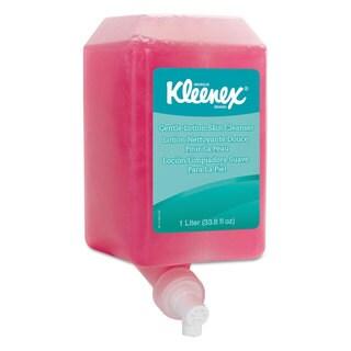 Kleenex Hand Cleanser Floral 1000mL Refill 6/Carton