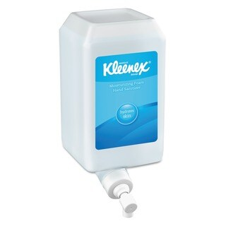 Kleenex Moisturizing Instant Hand Sanitizer 1,000 ml Cassette Fruit 6/Carton