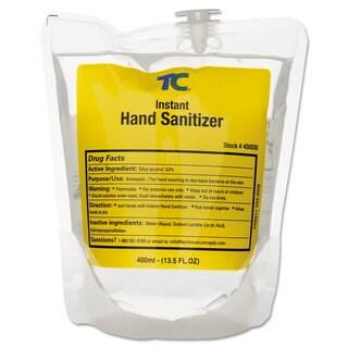 Rubbermaid Commercial Spray Moisturizing Hand Sanitizer Refill Fragrance Free 400mL 12/Carton
