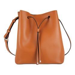 Women's Lodis Blair Gail Medium Drawstring Handbag Denim/Taupe