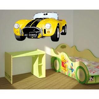 Full color Car motor vehicle sticker, Car motor vehicle Decal, art decal Sticker Decal size 22x30