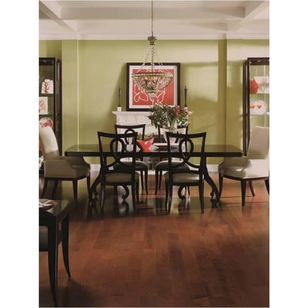 Shop Envi Exotic African Sapele Hdf Ez Click Hardwood Flooring
