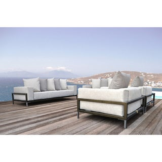 SOLIS Nubis Deep Seated Sofa for Indoors and Outdoors