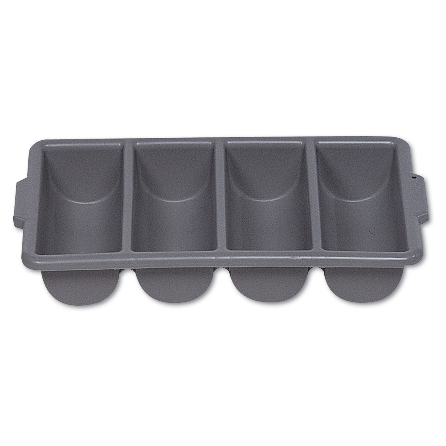 Rubbermaid Commercial Cutlery Bin 4 Compartments Plastic ...